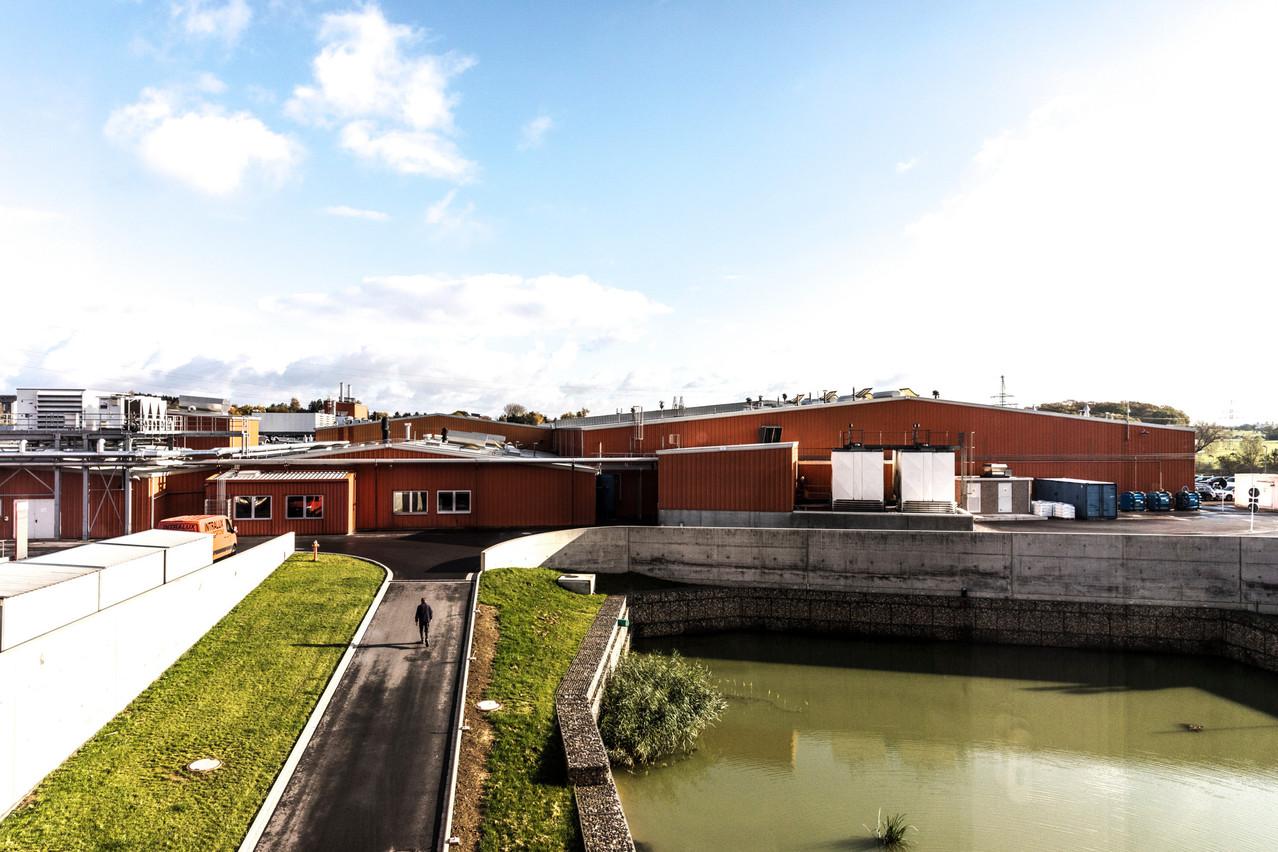Née en 2002 de la fusion dePlansee Tizit et de Cerametal, Ceratizit est installée à Mamer. (Photo: Gaël Lesure/Archives)