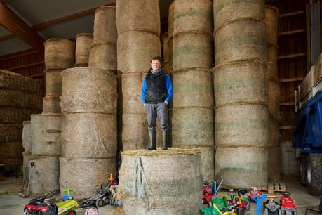 L'agriculture est le cœur battant de notre société. (Photo: Andrés Lejona/Maison Moderne)