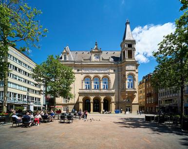 Le Cercle Cité célèbre cette année les 10 ans de sa rénovation. (Photo: Andres Lejona)