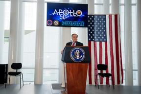 Randolph Evans (ambassadeur des États-Unis au Luxembourg). ((Photo: Nader Ghavami))