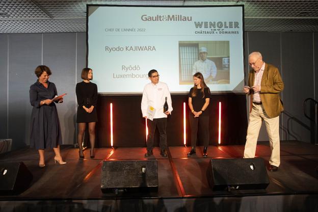 Remise des prix Gault&Millau Luxembourg2022. (Photo: Guy Wolff/Maison Moderne)