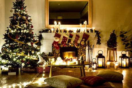 Traditionnelles, avec parfois une touche d'humour: voici quelques conseils pour vos décorations de Noël. (Photo: Shutterstock)