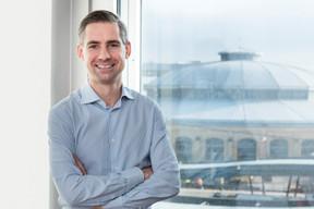 Florian Czech est le responsable Développement durable auprès des CFL. ((Photo: CFL))