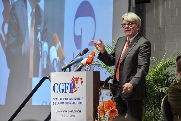 La CGFP a remporté 21 des 22sièges pour lesquels elle avait présenté une liste. (Photo: Christof Weber/CGFP)