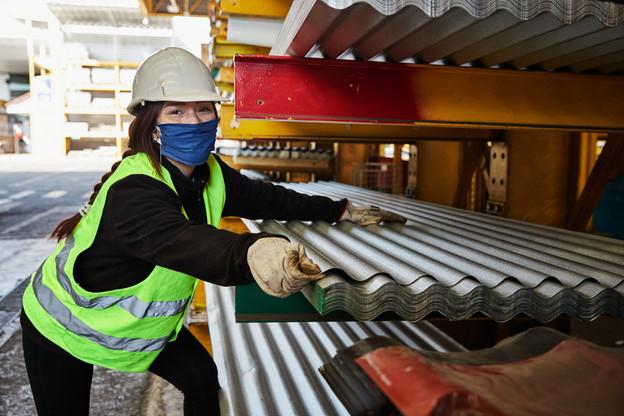 Confrontées à des pénuries de matériaux, des entreprises ont eu parfois du mal à trouver des solutions par manque d'une bonne visibilité quant à la chaîne de valeur. (Photo: Shutterstock)