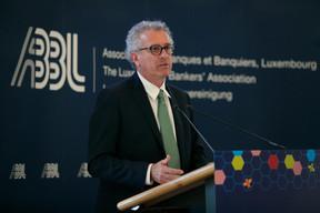 Pierre Gramegna (Ministre des Finances) ((Photo: Matic Zorman))