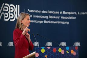 Simone Dettling (UNEP FI) ((Photo: Matic Zorman))