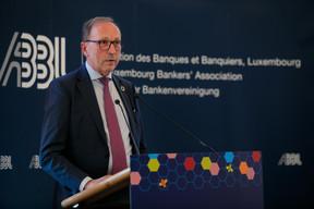 Robert Scharfe (Bourse de Luxembourg) ((Photo: Matic Zorman))