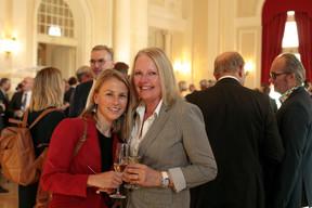 Simone Dettling (UNEP FI) et Colette Dierick (ING) ((Photo: Matic Zorman))