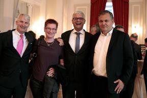 Kerstin Thinnes (PwC), Matthias Achilles et Thomas Keith ((Photo: Matic Zorman))