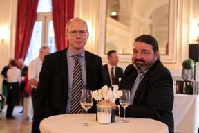 Chairman's dinner de l'ABBL ((Photo: Matic Zorman))