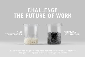 CHALLENGE THE FUTURE OF WORK (Bene)