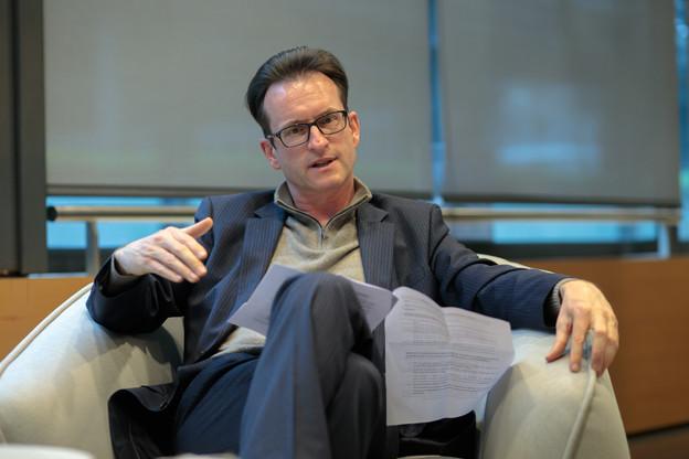 Directeur général de la Chambre de commerce, Carlo Thelen a rappelé que, pour certains secteurs, la situation conjoncturelle est encore loin de s'éclaircir. (Photo: Matic Zorman/Maison Moderne/archives)