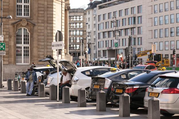 L'abolition de la limitation du nombre de licences et des zones géographiques pour les taxis ne plaît pas à la Chambre des métiers, qui publie son avis sur le projet de loi. (Photo: Matic Zorman/Maison Moderne)