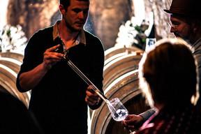 Le viticulteur Alexandre Chartogne connait son terroir sur le bout des doigts. ((Photo: Michaël Boudot/Terre de Vins))