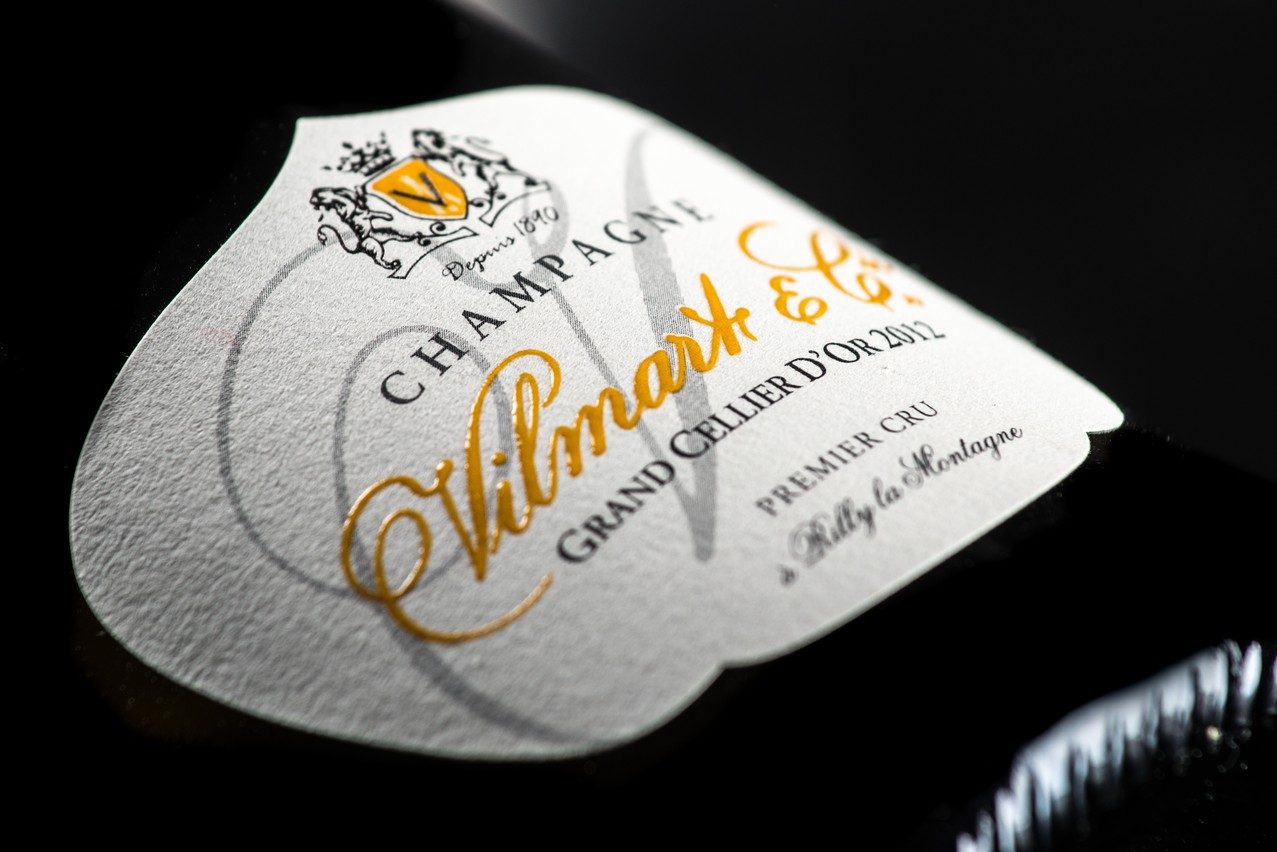 Champagne Vilmart 'Grand Cellier d'Or 2013' Craft et Compagnie