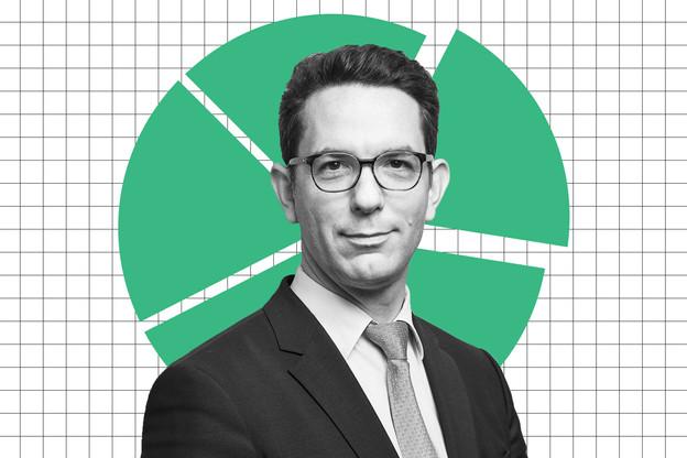David Seban-Jeantet, chief investment officer chez Société Générale Private Wealth Management. (Photo: Maison Moderne)