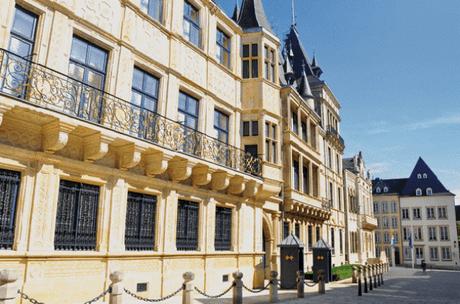 Le palais grand-ducal. (Photo: LCTO / archives)