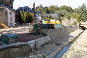 La renaturation devrait être l'événement phare de la LUGA2023. ((Photo: Romain Gamba/Maison Moderne))