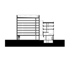 Coupe latérale ((Illustration : Paul Bretz Architectes))