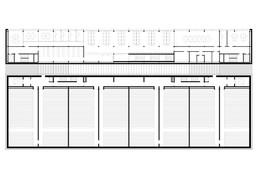 Plan du premier étage ((Illustration : Paul Bretz Architectes))