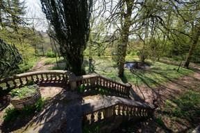 Le jardin de la villa est l'œuvre d'ÉdouardAndré et est conçu dans la continuité des parcs de la ville. ((Photo: Jan Hanrion/Patricia Pitsch – archives Maison Moderne))