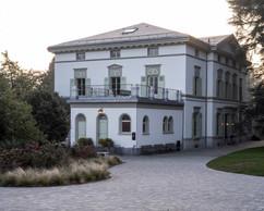 Le manoir du 19e siècle a été rénové par Genii Capital. ((Photo: Eric Chenal))