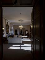 L'intérieur de la maison est encore meublé, comme il l'était au moment où la famille Chaplin y vivait. ((Photo: Eric Chenal))