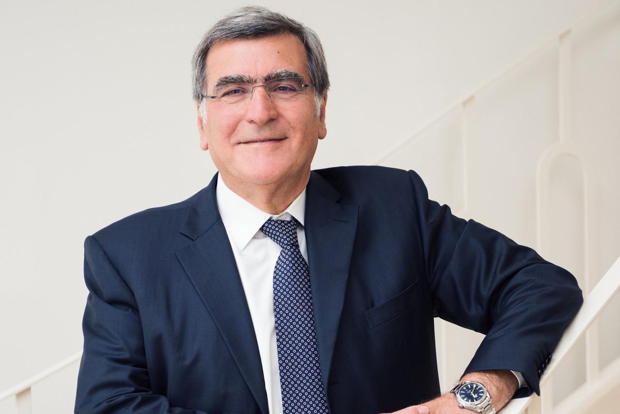 Charles Ruggieri détient désormais un cinquième des chambres d'hôtel au Luxembourg. (Photo: Studion 2015/ Marie De Decker)