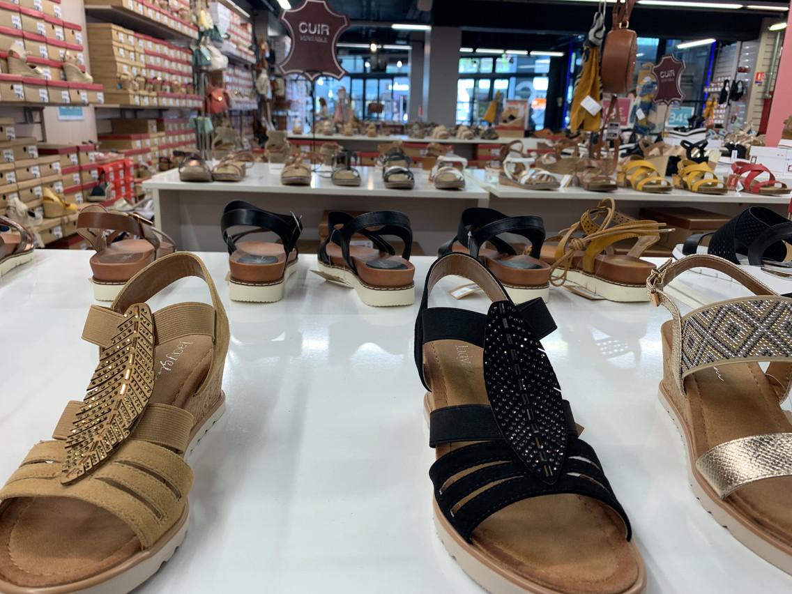 Chaussea se positionne sur le segment des chaussures«fashion» à prix accessibles. (Photo: Maison Moderne)