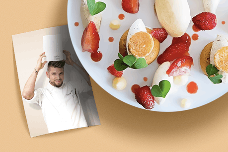 Chef Yves Jehanne. (Crédit: Knokke Out)