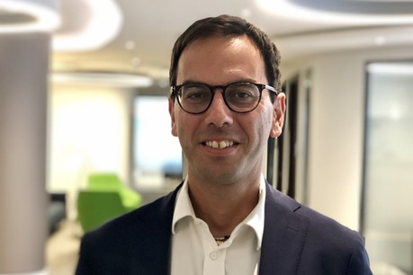 Ilario Attasi est head of group investment research au sein de KBL European Private Bankers. (Photo: KBL epb)