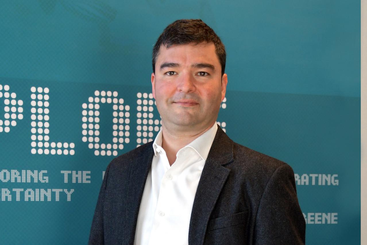 Cláudio Sául Faria Lopes a rejoint le List afin de développer l'industrie luxembourgeoise des matériaux composites. (Photo: List)
