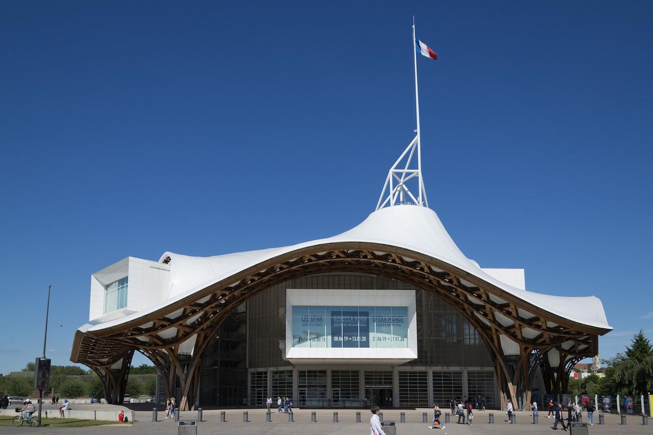 La direction du Centre Pompidou-Metz sera prochainement assurée par Chiara Parisi. (Photo: Jacqueline Trichard)