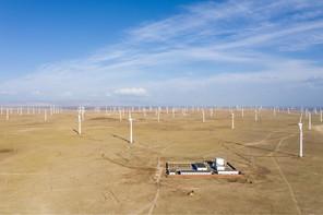 Plus de 50% des capacités de production des énergies renouvelables se situeraient en Asie, en particulier en Chine. Mais cette dernière est aussi le plus gros producteur d'énergie à partir de charbon. (Photo: Shutterstock)