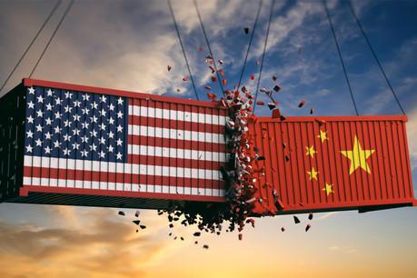 Cette offensive chinoise fait suite à l'entrée en vigueur, vendredi, de nouvelles taxes sur 200 milliards de dollars d'importations chinoises, à hauteur de 10%, et alors qu'une procédure d'augmentation des tarifs douaniers de 25% sur l'ensemble des produits chinois importés outre-Atlantique devait être entamée ce lundi. (Photo: Shutterstock)