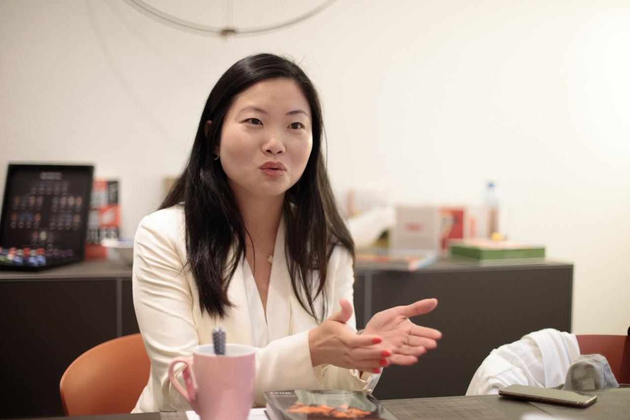 Pour Alice Wang, pour continuer de bien investir dans les marchés chinois, il convient de comprendre l'actuelle politique de «réallocation» que mène le gouvernement de Beijing. (Photo: Matic Zorman/Maison Moderne)