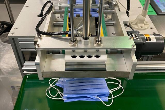 Santé Services a investi deux fois 300.000 euros pour acquérir deux machines de production. (Photo: Santé Services SA)