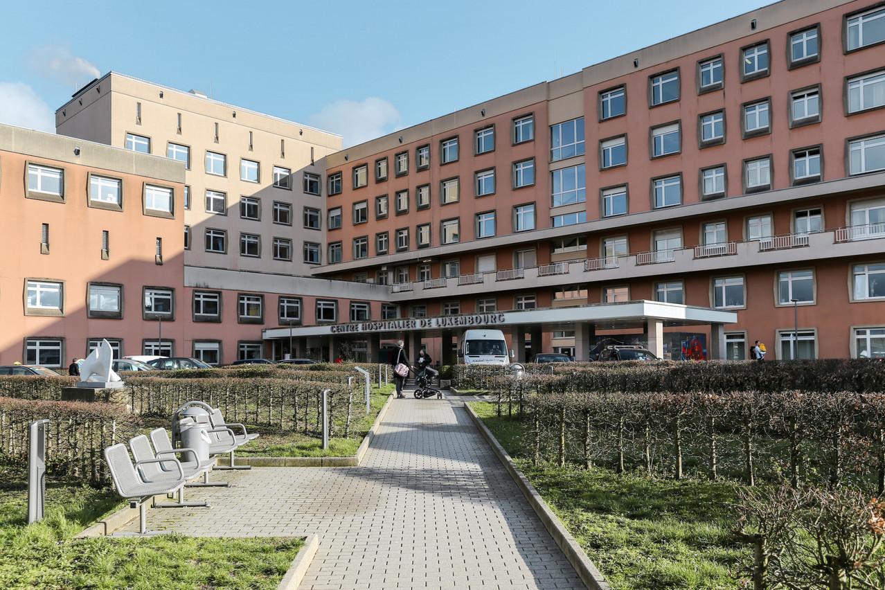 Après les Hôpitaux Robert Schuman (HRS), le CHL a lui aussi décidé de suspendre les visites aux patients à partir de ce jeudi, et ce jusqu'à nouvel ordre. (Photo: Romain Gamba / Maison Moderne)