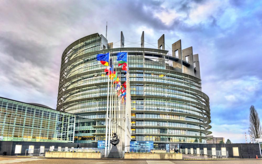 Les eurodéputés clôturaient jeudi leur dernière session plénière de la législature 2014-2019. (Photo: Shutterstock)