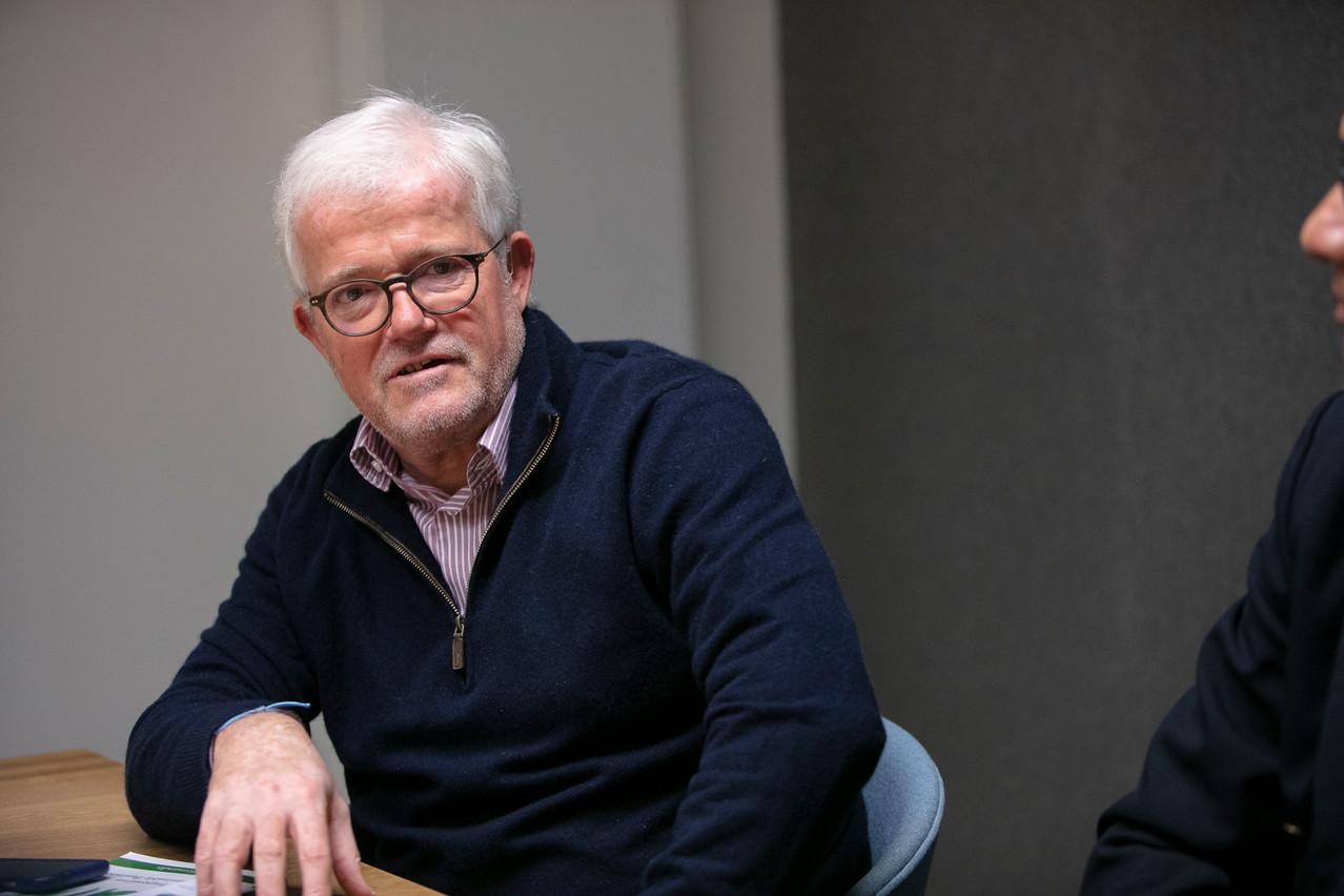 Raymond Schadeck aime la forêt, le Kashmir et Neil Young. Découvrez ci-dessous la face B de cet homme engagé au tempérament jovial. (Photo: Maison Moderne Publishing SA)