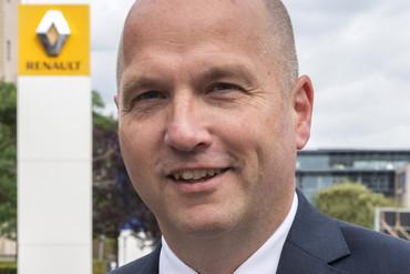 Chris Jansen, nouveau directeur ICT du Groupe Renault Benelux. (Photo: Renault Benelux)