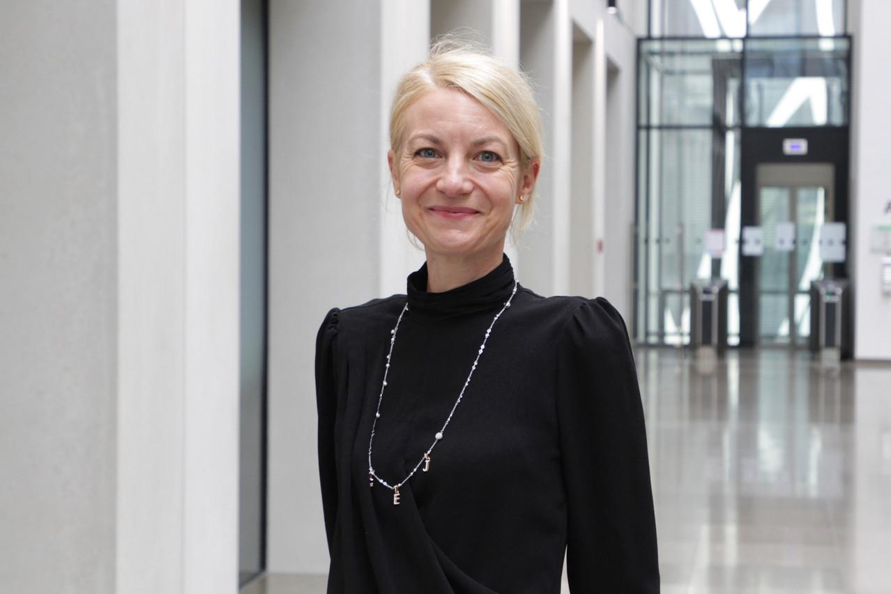 Christiane Chadoeuf a commencé sa carrière en tant qu'auditrice junior chez Deloitte à Paris. (Photo: Deloitte Luxembourg)