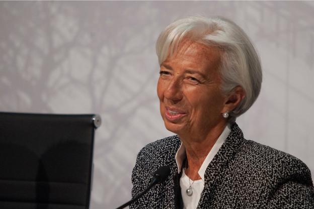 Christine Lagarde remplacera Mario Draghi dès le 1er novembre. (Photo: Shutterstock)