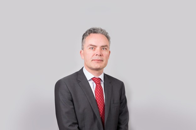 Michael Ferguson, EY Luxembourg Partner, Wealth and Asset Management Sector Leader E Y Luxembourg