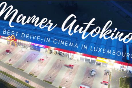 La Commune de Mamer propose, en partenariat avec les cinémas Caramba, un cinéma en drive-in sur le parking du Bauhaus. (Illustration: Commune de Mamer)