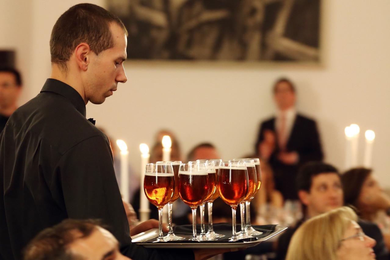 Les ventes de bière dans les lieux festifs ont reculé de 42% en 2020. La faute aux restrictions qui ont surtout frappé le secteur en avril et en mai, selon les Brasseurs d'Europe. (Photo; Brasseurs d'Europe)