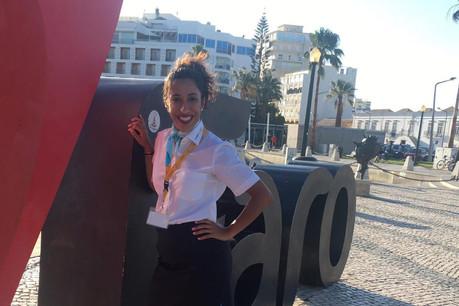 Petra Sereno, née au Luxembourg, est guide touristique à Faro au Portugal depuis trois ans. Elle donne ses cinq adresses coup de cœur. (Photo: Petra Sereno)