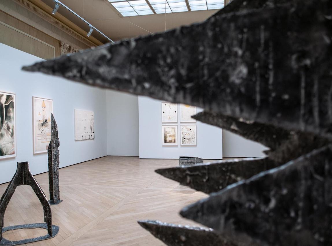 Les expositions d'art contemporain de la galerie CFHILL sont à voir, selonRahel Belatchew. (Photo: Page Facebook du CFHILL)