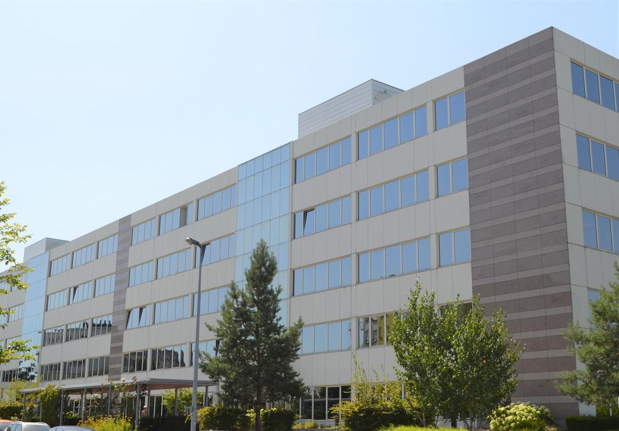 Le bâtiment Thomas est actuellement loué à 90% et sera redéveloppé dans les années à venir. (Photo: Immobel)